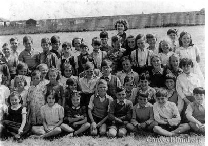 Class of 1943 Leigh Beck Primary School
