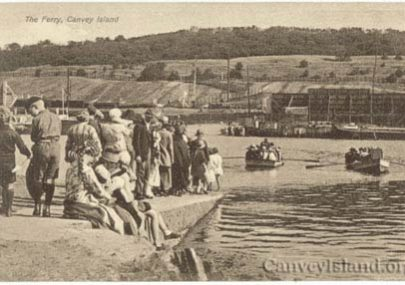 My memories of life on Canvey from 1930 onwards