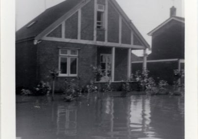 Canvey's freshwater flood in 1968