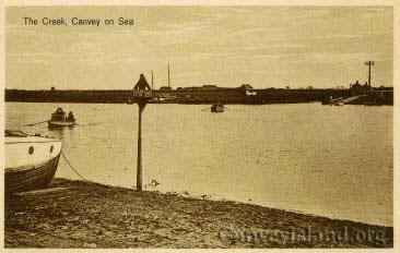 Canvey Island creek - Ferry crossing | David Bullock