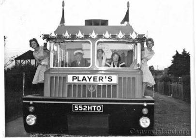 Canvey Carnival 1960 & Festival 1963