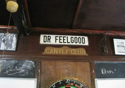 The Dr Feelgood Exhibition