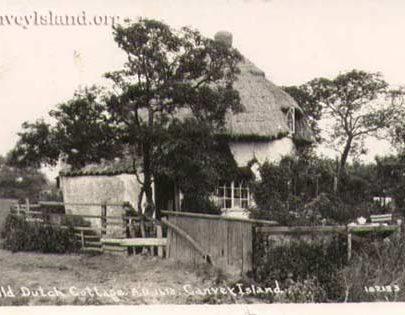 Old Dutch Cottage AD 1618 - Canvey Island | David Bullock