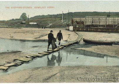 Canvey Island stepping Stones | Jim Gray