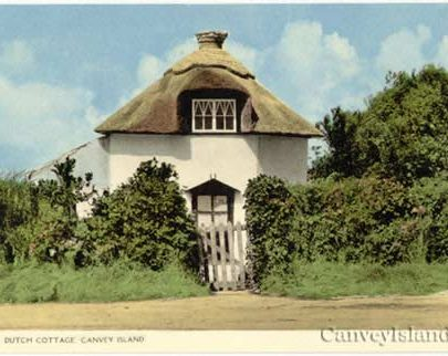 Dutch Cottage in glorious colour - Canvey Island | Jim Gray