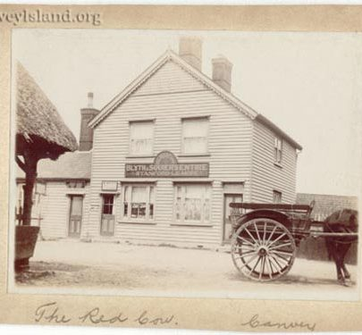 The Red Cow at Canvey Village