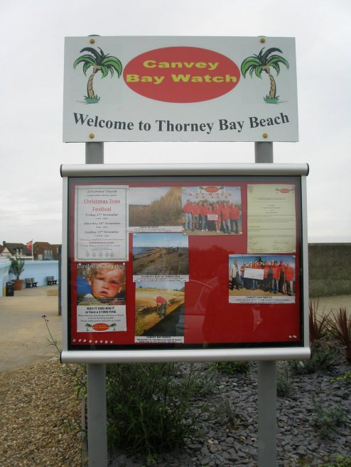 Welcome to Thorney Bay Beach