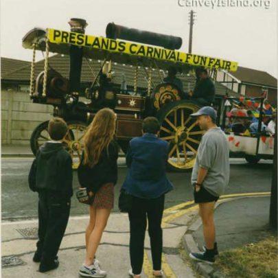 Preslands 1995 | D Bullock