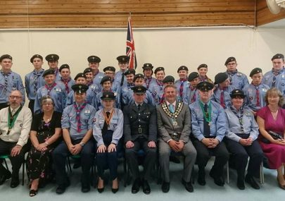 5th Canvey Island Air Scouts