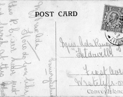 Flip side of last card | Andrew Jackson