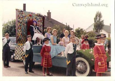 Canvey Carnival Cine Film c1979