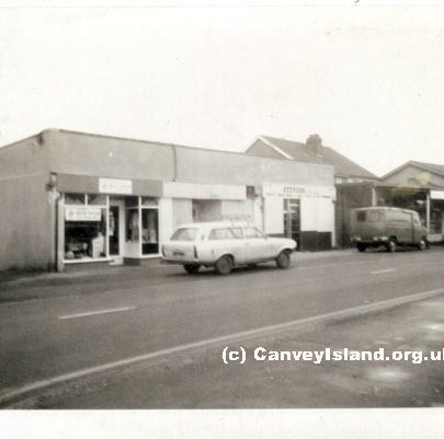 c1978 new shop-front being added | Graham & Jenny