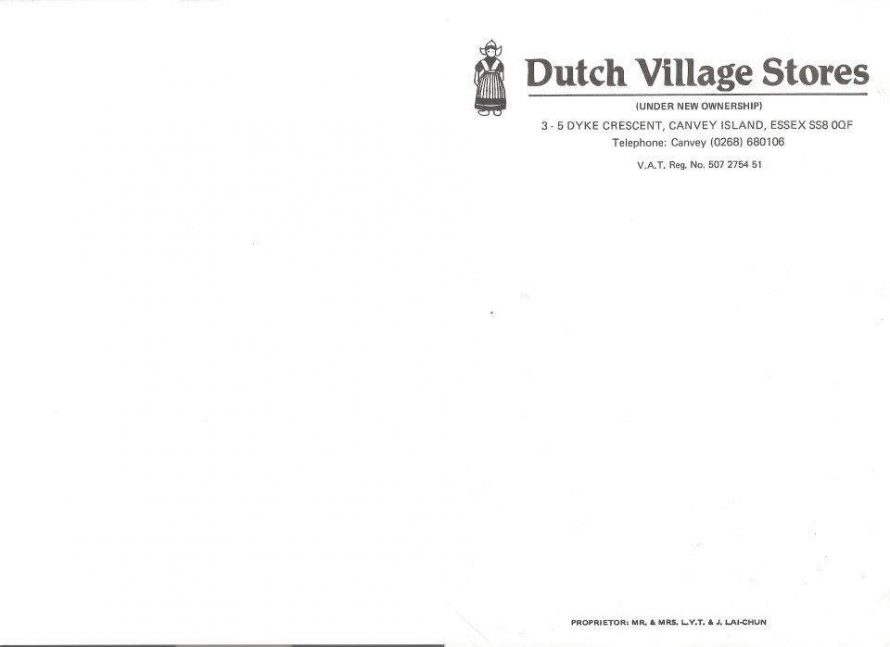 Dutch Village Stores