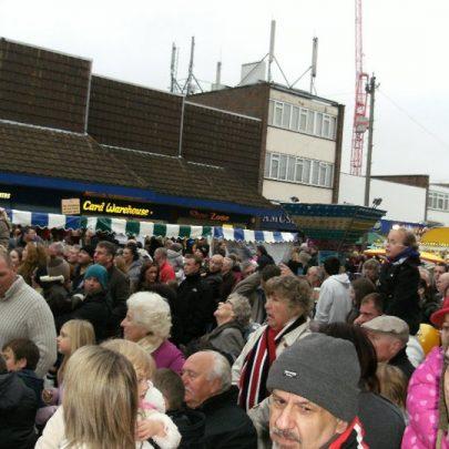 More Crowds | Philip Davies