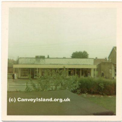 Shops early 1970s | Graham & Jenny