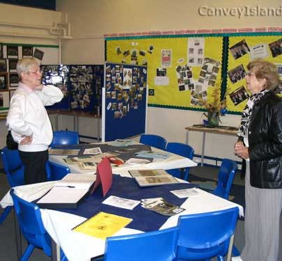 50 year Anniversary Exhibition in Mr Davies' old English Class | D Bullock