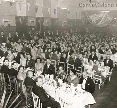 Ladies night at the Casino Ballroom - Post War dinner & dance | ©Swann