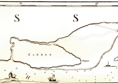 From a map of Kent dated 1769