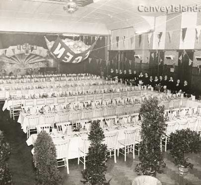 EGEN (electric) celebration in the Casino Ballroom   ©Swann