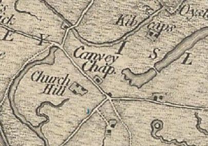 Maps of Charfleets Farm