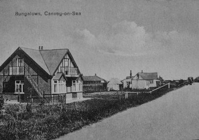 Bungalows, Canvey-on-Sea