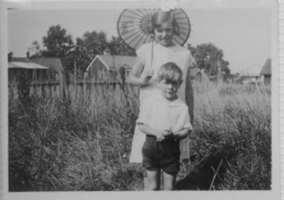 Canvey Photos from the 1920's