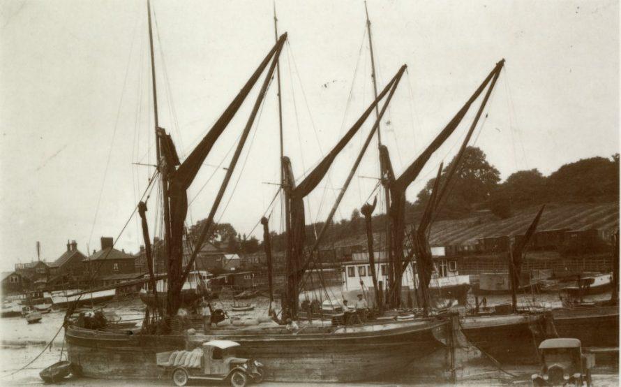 Benfleet Creek 1928