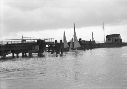 Canvey's Bridge 1935