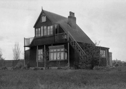 Some Canvey Dwellings 1935