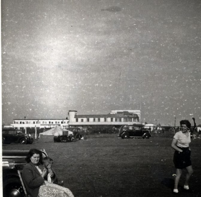 Monico - 1950 | David Bullock