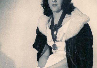 1953 Carnival Queen