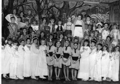 St Joseph's School Nativity play - 1969-1970??