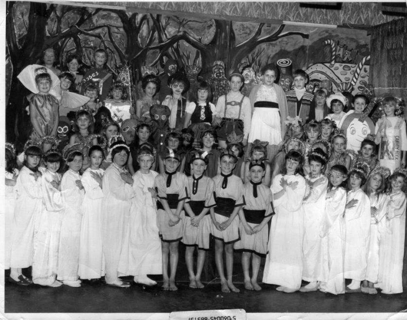 St Joseph's School Nativity play - 1969-1970??