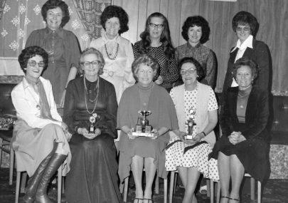 Conservative Club Ladies Darts Team