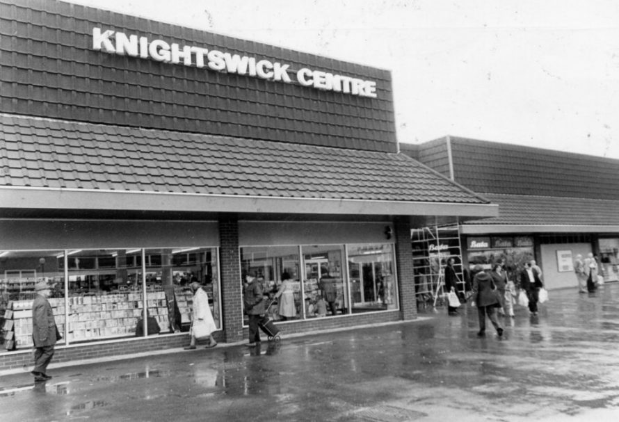 What was the shop on the left??? | Echo Newspaper Shop