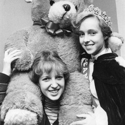 1981 Sandra Arthington and Anita Evans | Echo Newspaper Archive
