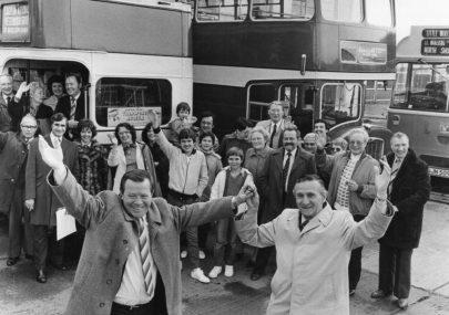 Transport Museum 1982