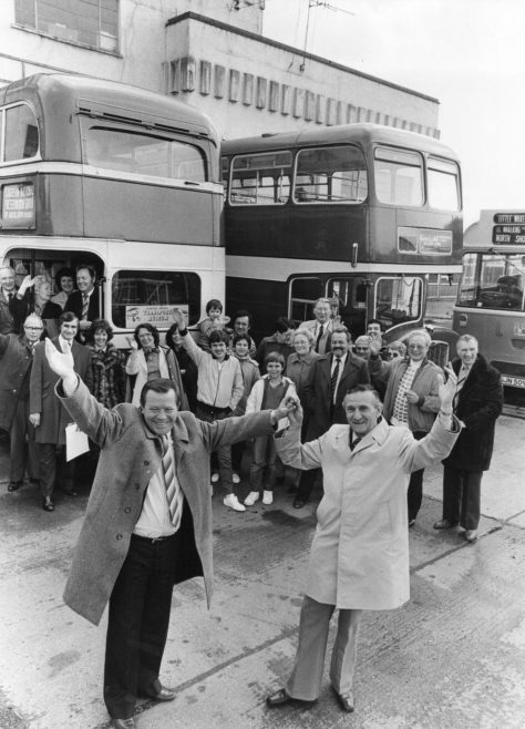 Transport Museum 1982 | Echo Newspaper Group