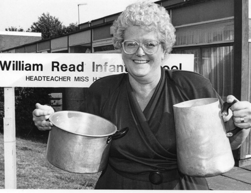 Hazel hangs up her pots and pans for the very last time | Echo Newspaper Group