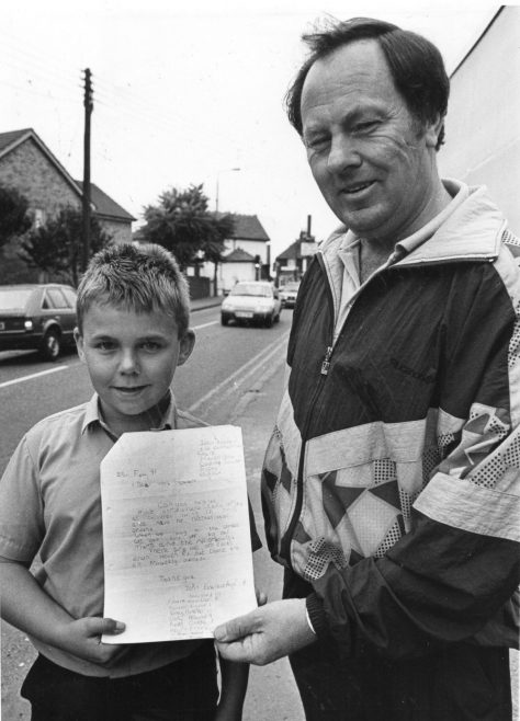 Playground Protest Letter | Echo Newspaper Archive