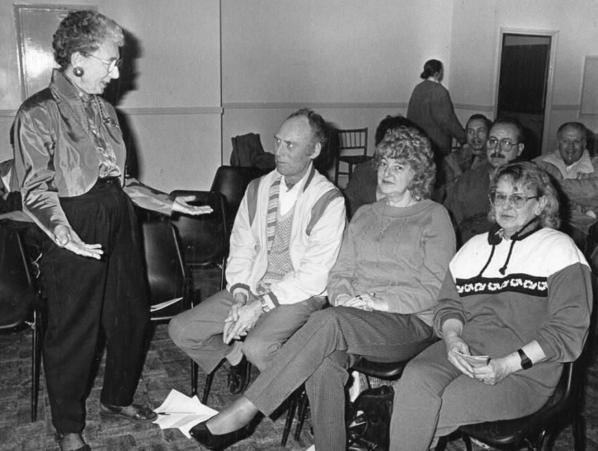 Hynotherapist at Catholic Church | Echo Newspaper Archive