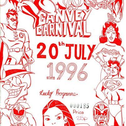 1996   Mary Nash-De-Villiers