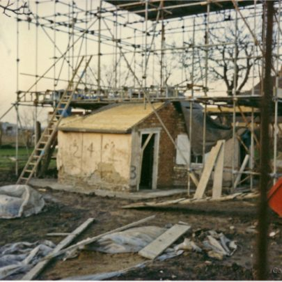 1998: Redevelopment of the Dutch Cottage Museum at Northwick Corner | Stan & Vera Oaker