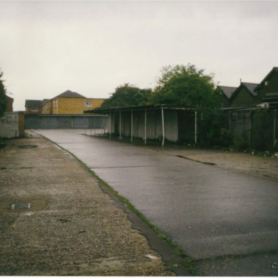8th Oct 2000: Redevelopment of Canvey Market | Stan & Vera Oaker