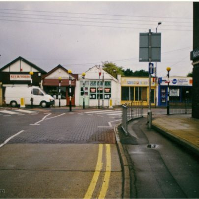 8th Oct 2000: Canvey High Street Redevelopment | Stan & Vera Oaker