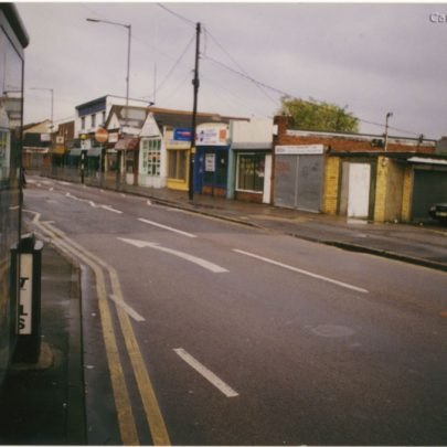 8th Oct 2000: Canvey High Street Redevelopment inc Canvey Market | Stan & Vera Oaker