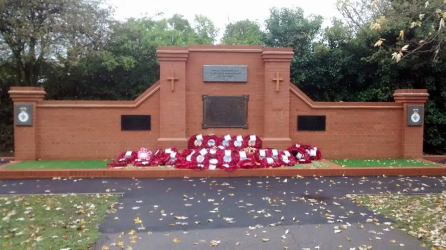 Our War Memorial Rebuilt | Janet Penn