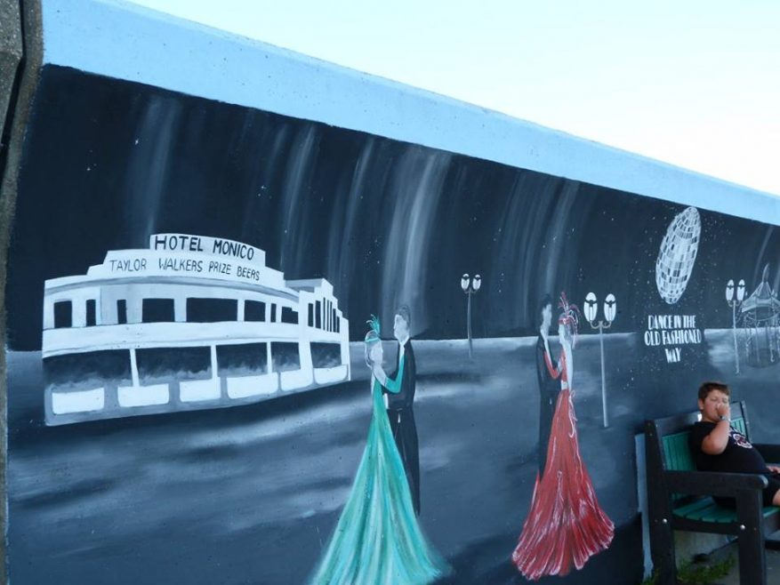Stunning Mural