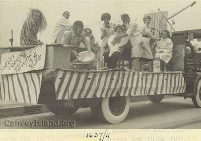 Canvey Carnival 1950s/60s