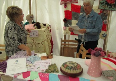 Crafty Ladies at West Canvey Marsh